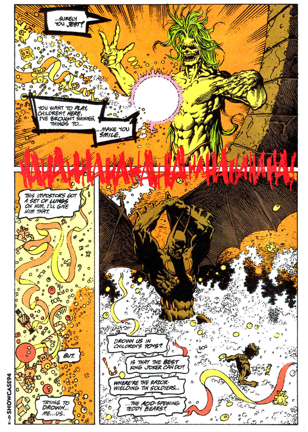 Read online Showcase '94 comic -  Issue #2 - 3