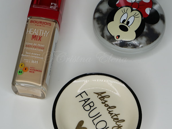 Best Foundation for Dry Skin? - Bourjois Healthy Mix Foundation Review