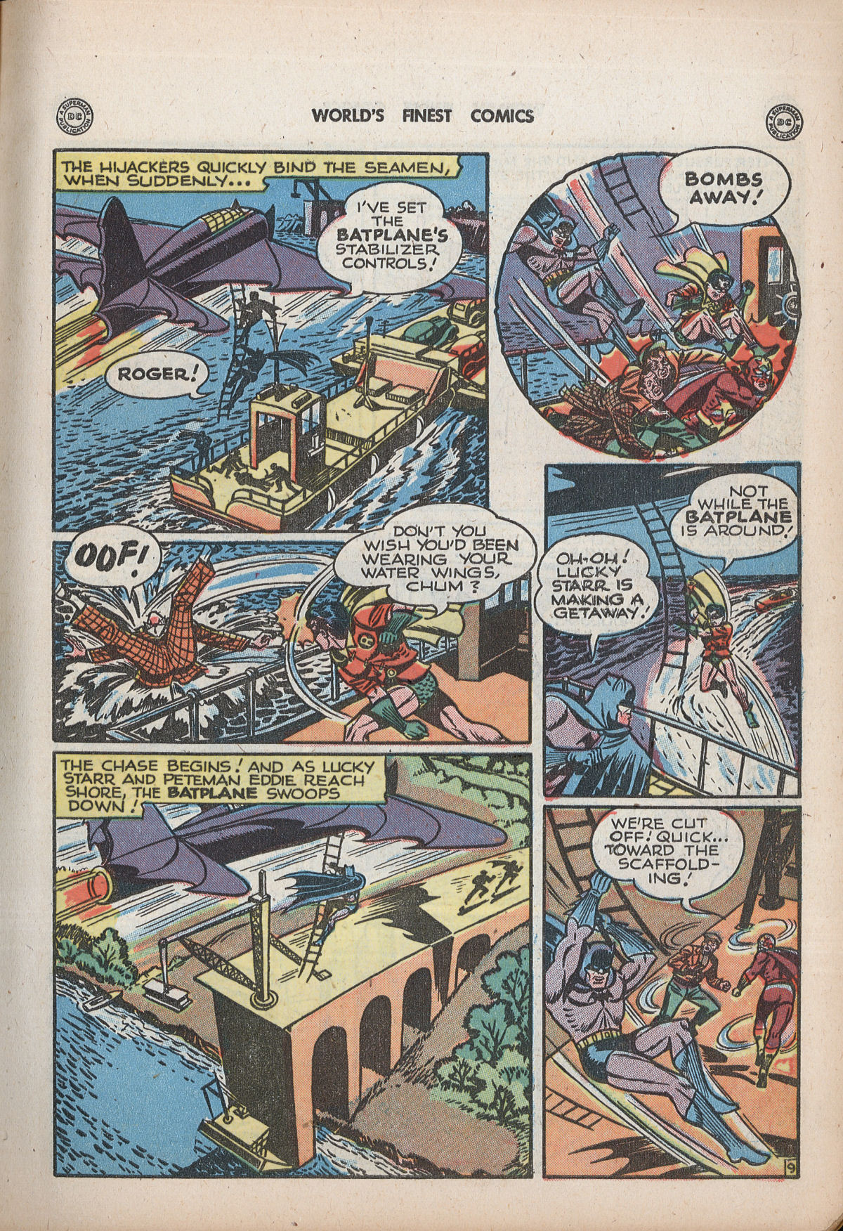 Read online World's Finest Comics comic -  Issue #32 - 11