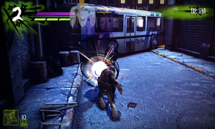 تحميل لعبة TMNT Out of The Shadows برابط مباشر
