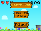 Here is an #OldSchool game called #EarthDay Game by #Bumblefly! #Atari #ClassicGames