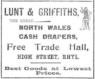 Free Trade Hall, Lunt & Griffiths