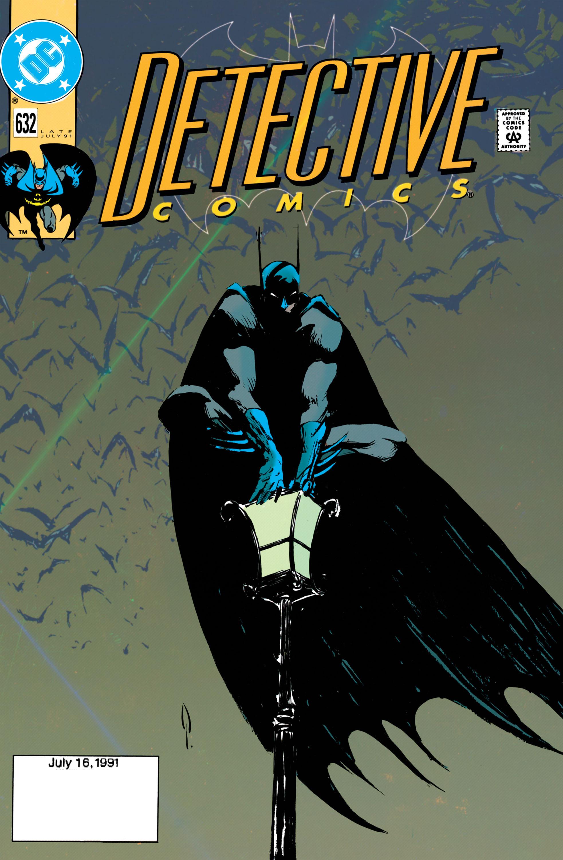 Detective Comics (1937) 632 Page 0