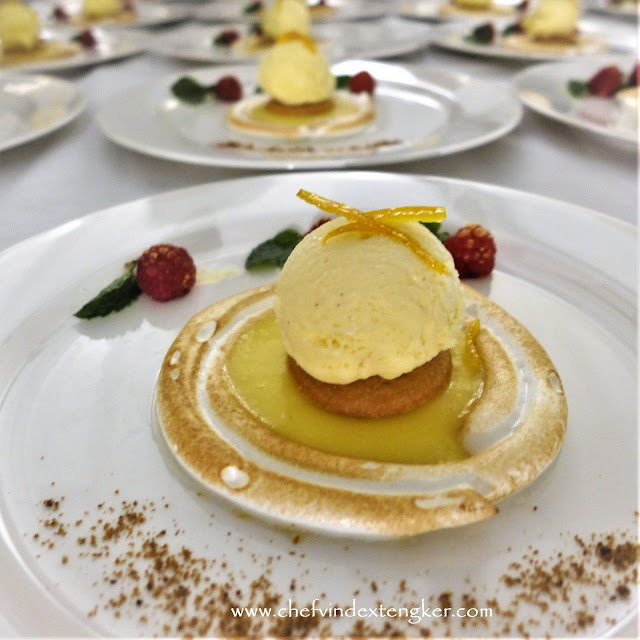 MERINGUE with LEMONCURD, vindex tengker