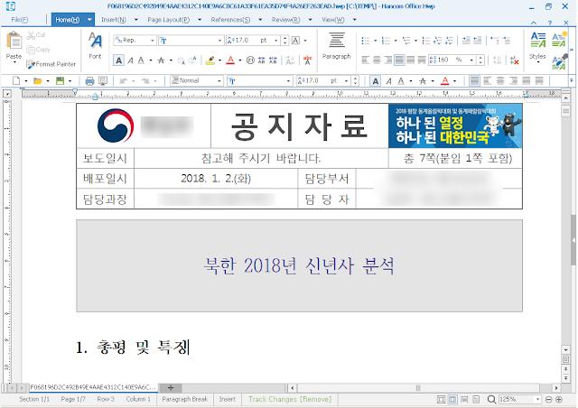 Korea In The Crosshairs