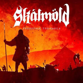 """Το lyric video των Skálmöld για το τραγούδι """"Vanaheimur"""" από τον δίσκο """"Vögguvísur Yggdrasils"""""""