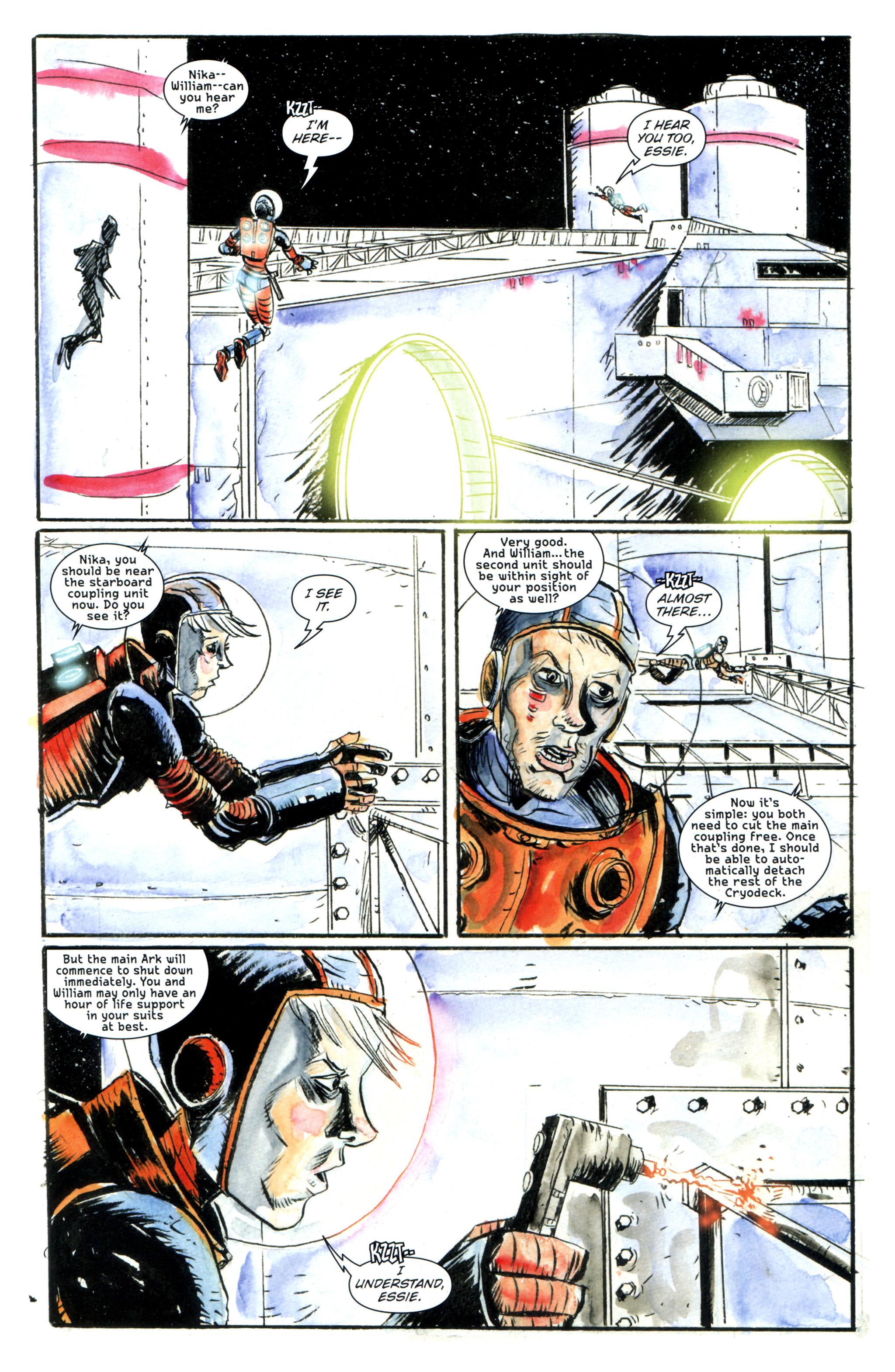Read online Trillium comic -  Issue #8 - 19
