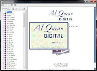 Download Al-Quran digital dan terjemahannya untuk pc