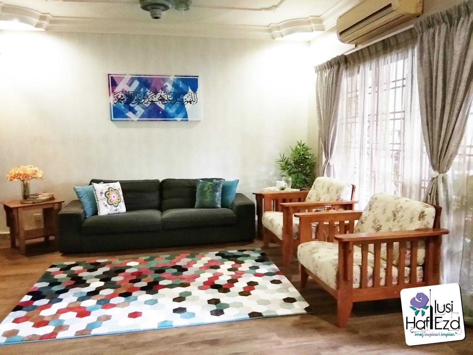 Lebih Berwarna Warni Dan Ceria Ruang Belajar Solat Juga Telah Diberi Nafas Baru Dengan Kerusi Meja Yang Bersama Canvas Frame Quotes