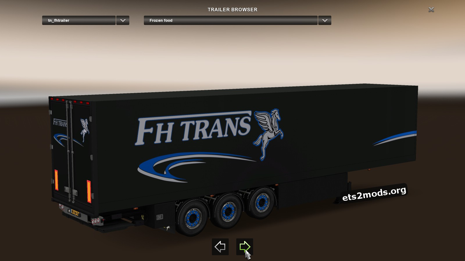 Combo Pack FH Trans