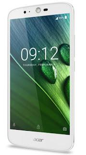 Acer Liquid Zest Plus: Με οθόνη 5.5″, tri-focus κάμερα, μπαταρία 5000mAh