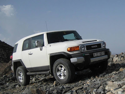 FJ Cruiser Off Road Normal Resolution HD Wallpaper 3