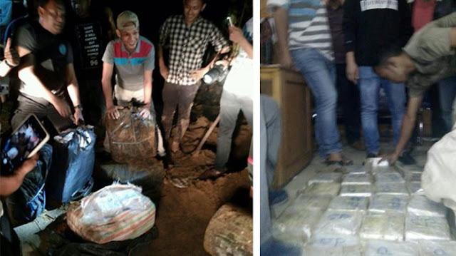 Anggota DPRD Langkat Dilaporkan Ditangkap BNN Terkait Penyelundupan 150 Kg Sabu-sabu