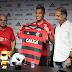 O tiro certeiro para o ataque do Flamengo!