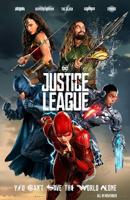 Justice League 2017 Eng 720p HC HDRip 850Mb x264
