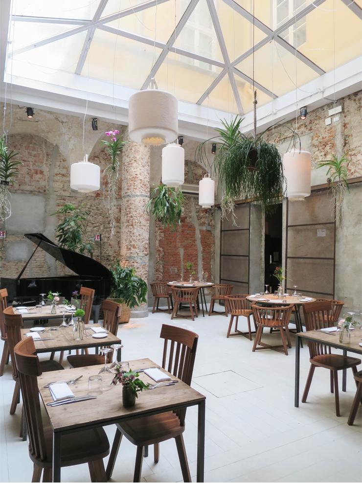 La menagere restaurant  Florence
