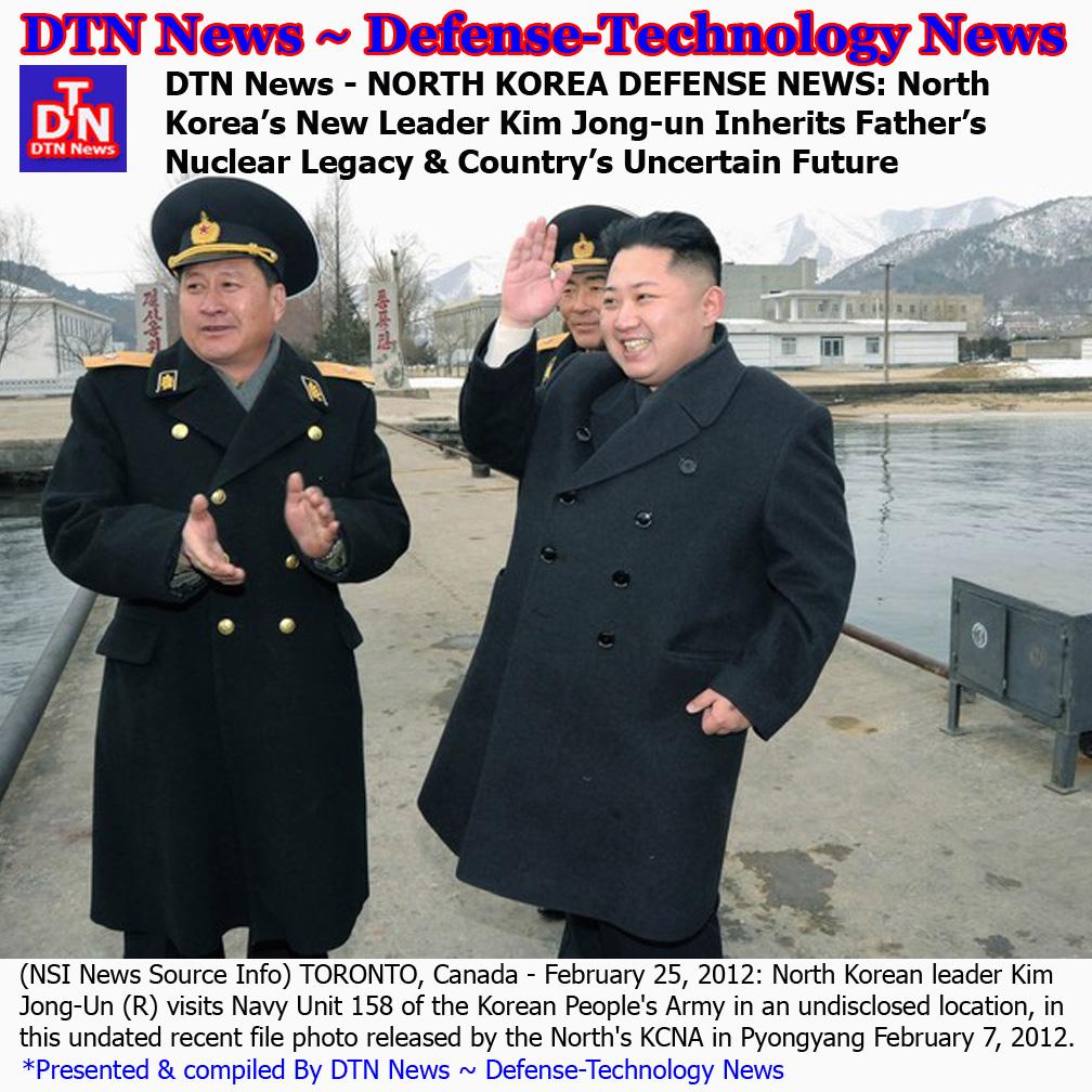 North Korea Latest News: KOREAN PENINSULA NEWS: North
