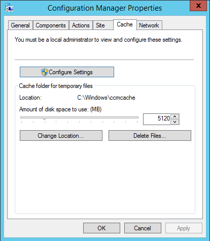 Sharing Endpoint Technology Experience: Clear CCMCache Contents