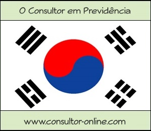 Acordo Previdenciário entre Brasil e Coréia do Sul.