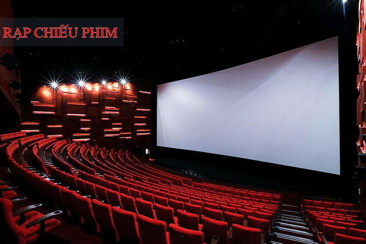 Rạp chiếu phim CGV