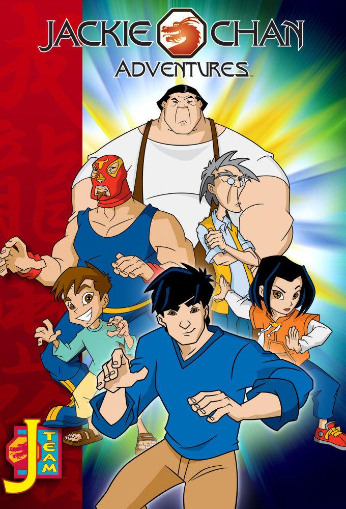 Las Aventuras de Jackie Chan |95/95| |Latino| |Mega|