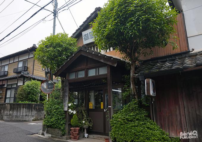 Takeo Onsen, Saga