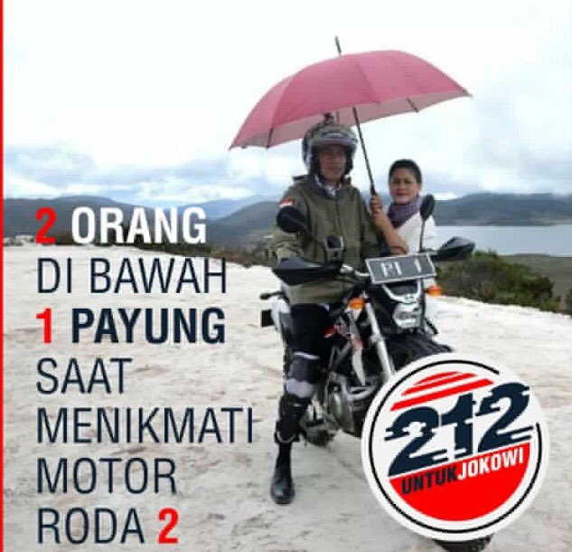 """Dinilai Bela Islam, Relawan Bentuk """"212 untuk Jokowi"""""""
