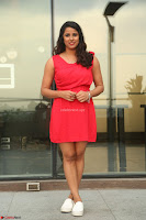 Shravya Reddy in Short Tight Red Dress Spicy Pics ~  Exclusive Pics 018.JPG