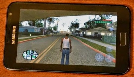 GTA: San Andreas 1.08 MOD Apk With Data Download