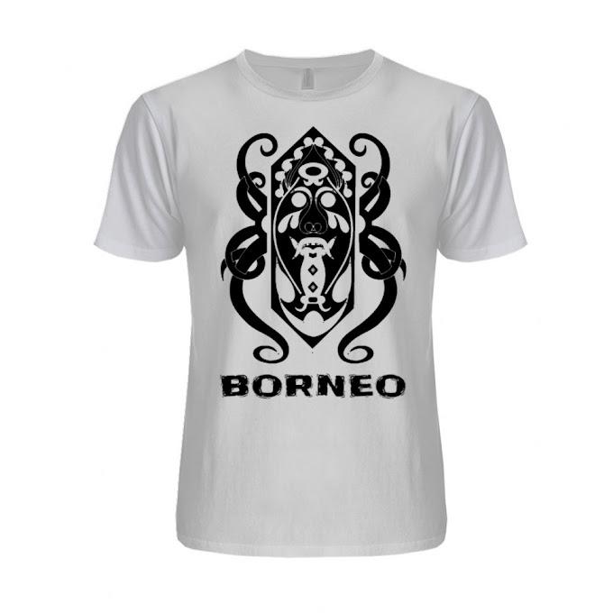 Borneo Ethnic T Shirt (E001)