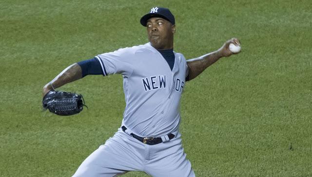 Los Yankees no necesitaban específicamente a Chapman como su cerrador.