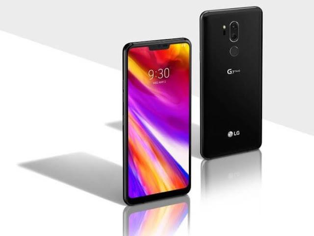 سعر ومواصفات هاتف LG G7 ThinQ بالصور