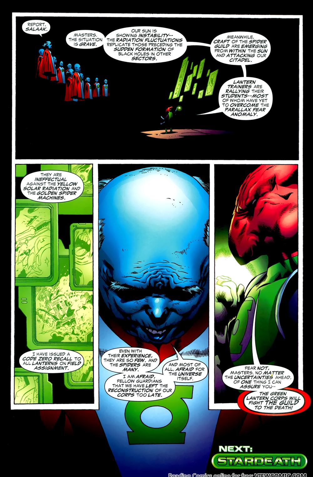 green lantern corps recharge viewcomic reading comics online for