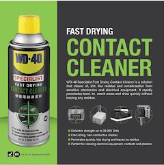 Mudahnya Menjaga Kebersihan Elektronik dengan Pakar Pembersih Pengering Pantas WD40®