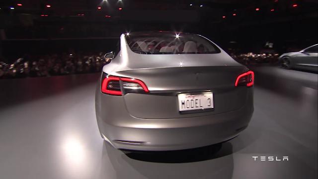 Model 3 Back