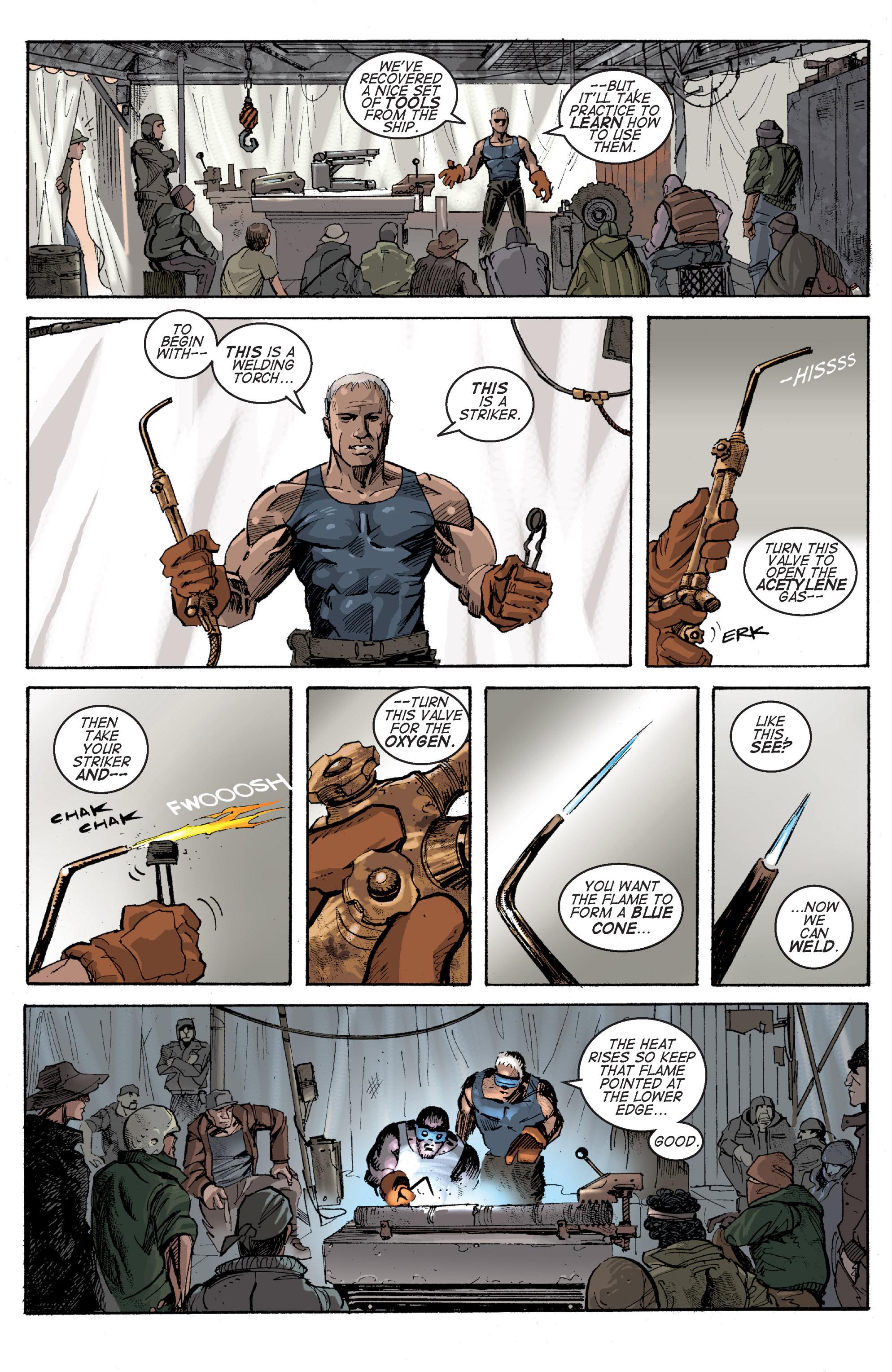 Read online Planetoid comic -  Issue # TPB - 81