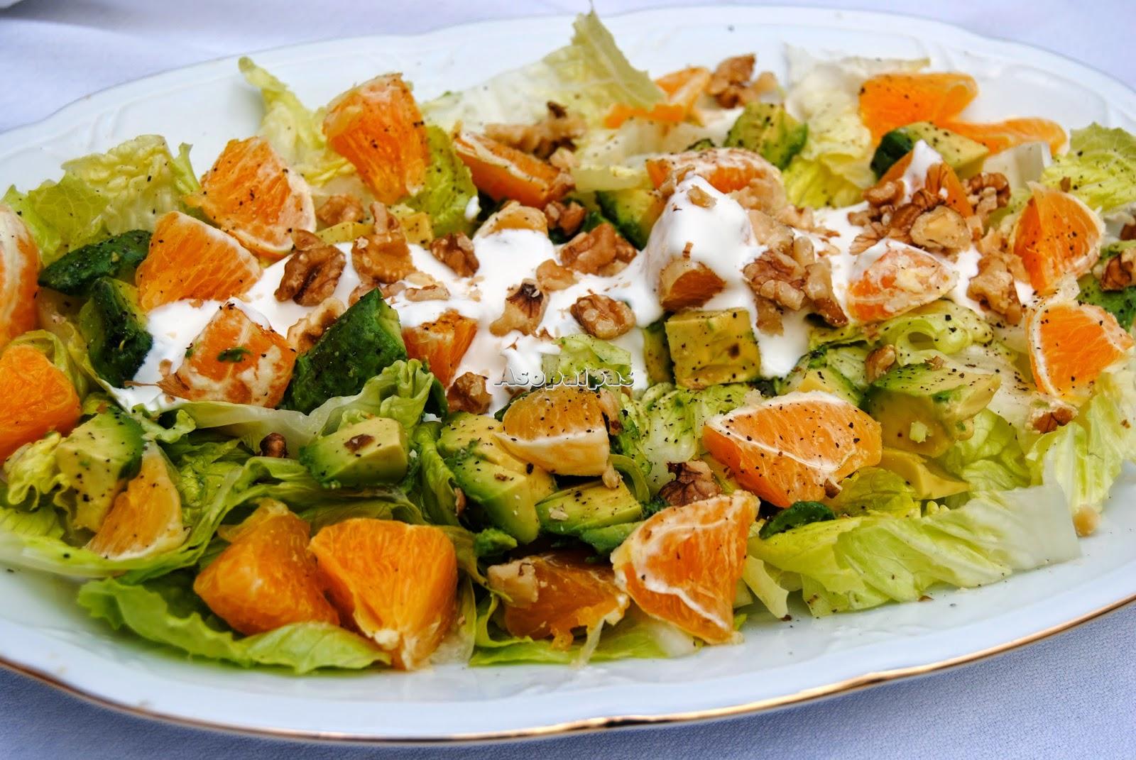 Ensalada California (California Salad)