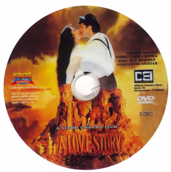 CINE HINDU: 1942 A LOVE STORY (1994