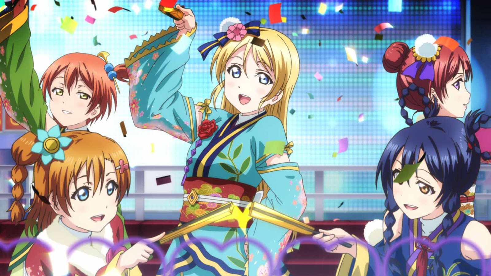 Love Live The School Idol Movie Milkcananime