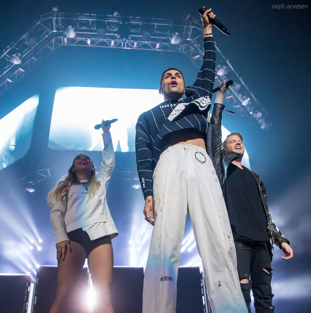 Pentatonix performing in Houston, Texas - Texas Review
