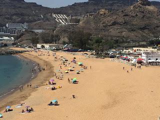Klart for ny strand i Tauro