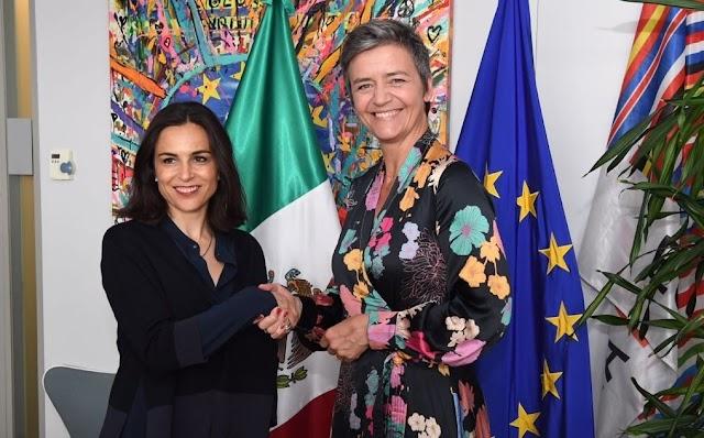 COFECE y la Comisión Europea firman acuerdo de cooperación en materia de competencia económica