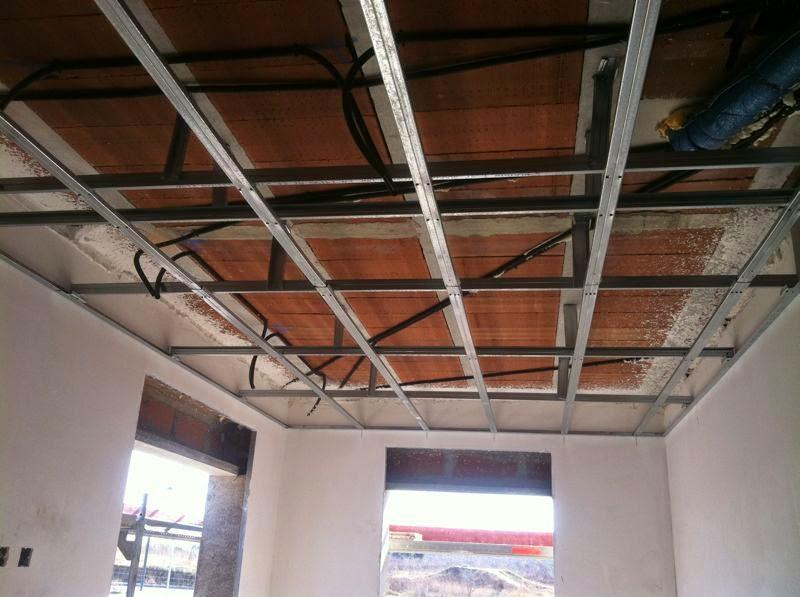 Cielorrasos en pvc uruguay - Placas de yeso para techos ...