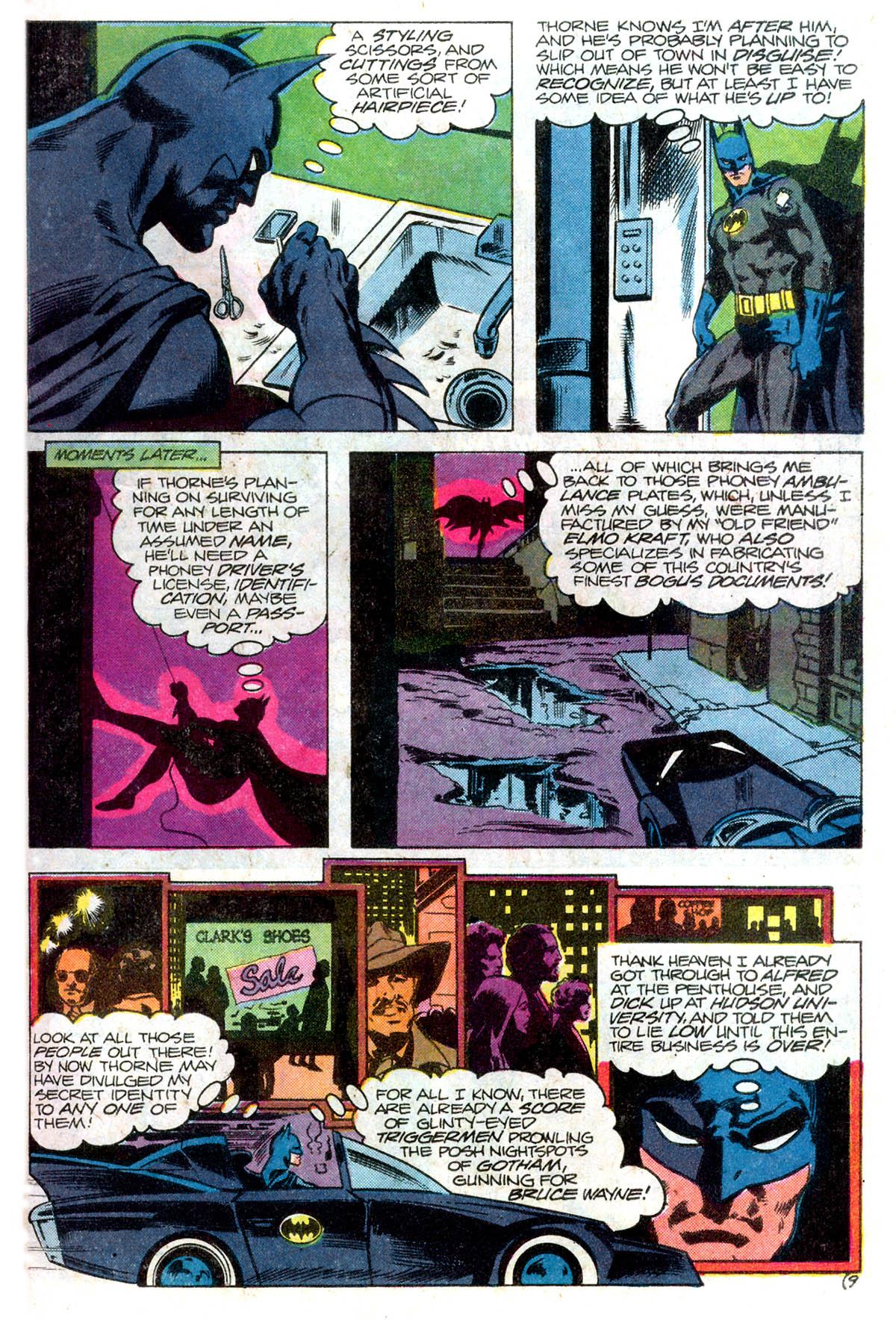 Detective Comics (1937) 495 Page 9