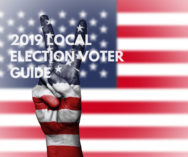 Local Election April 2, 2019 Voter Guide, Metamora Herald