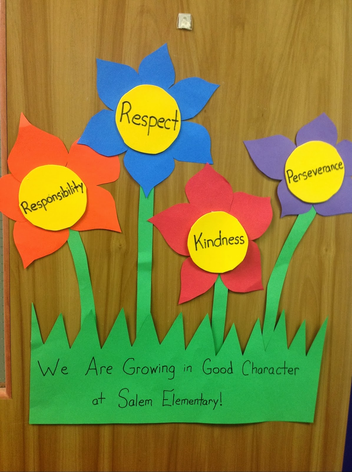 Super School Counselor: Door Decor