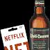 """Con Voll-Damm regalo seguro de Netflix y sorteo de un televisor de 55"""""""