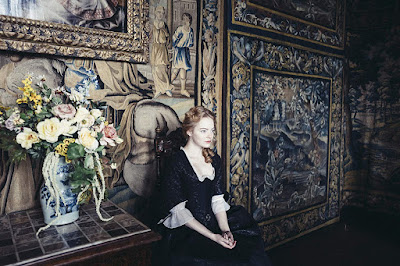 The Favourite 2018 movie still Emma Stone