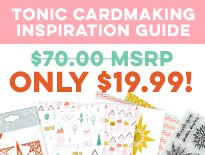 tonic cardmaking guide