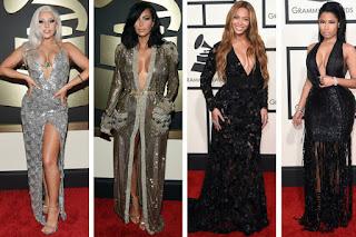 Nicki Minaj mirip dengan Lil Kim, Lady Gaga dan Ariana Grande